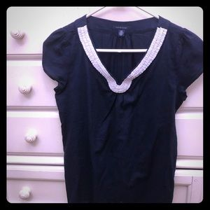 Tommy Hilfiger Jeweled Top